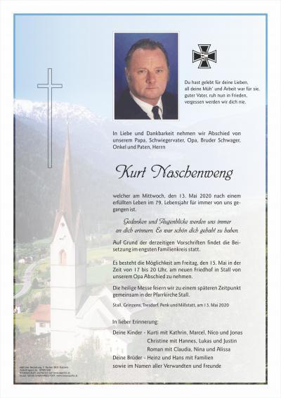 Kurt Naschenweng