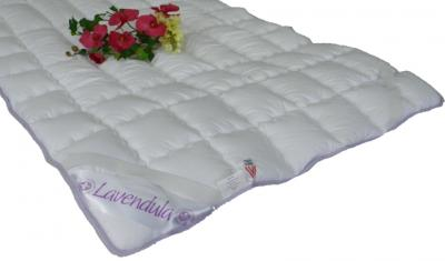 Lavendel Decke