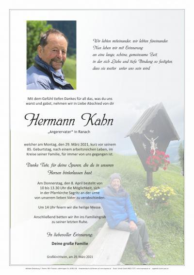 Hermann Kahn