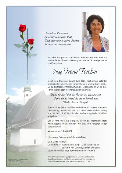 Irene Fercher
