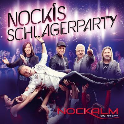 CD - Nockalm Quintett - Nockis Schlagerparty (Deluxe)